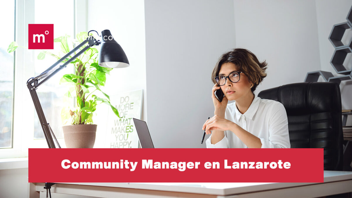 Community Manager en Lanzarote